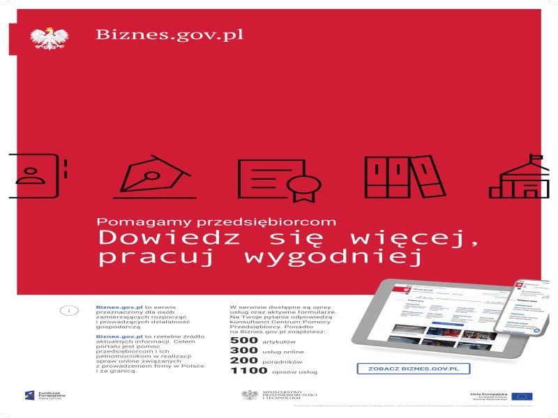 Ilustracja do informacji: Biznes.gov.pl