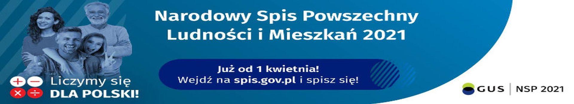 Baner: NSP 2021