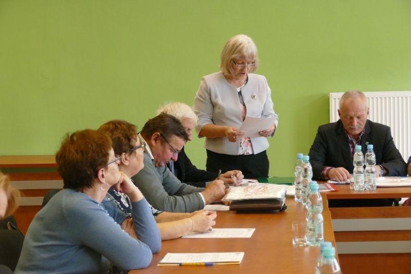 Ilustracja do informacji: III Posiedzenie Gminnej Rady Seniorów