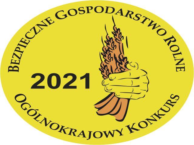 Ilustracja do informacji: BEZPIECZNE GOSPODARSTWO ROLNE 2021