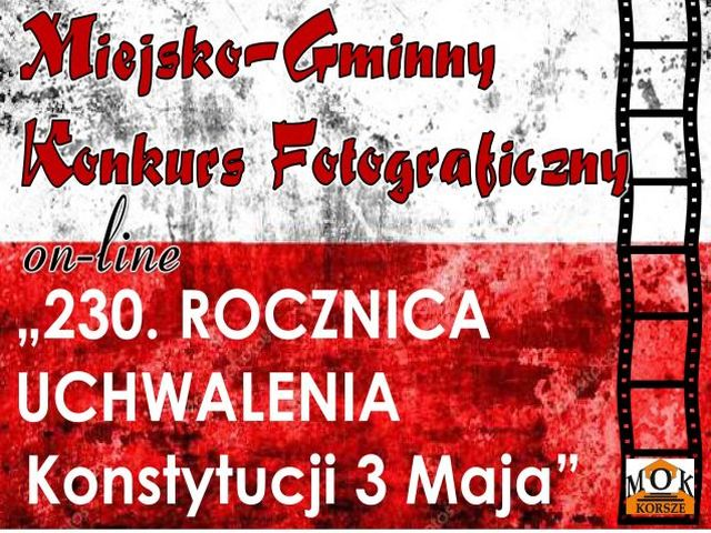 Ilustracja do informacji: MIEJSKO-GMINNY KONKURS FOTOGRAFICZNY