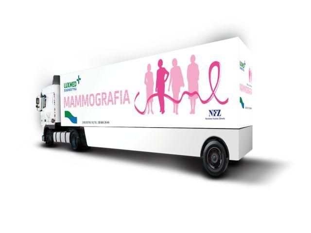 Ilustracja do informacji: INFORMUJEMY O MOŻLIWOŚCI BEZPŁATNEGO BADANIA MAMMOGRAFICZNEGO W KORSZACH