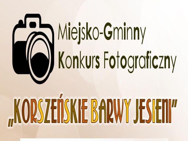 Ilustracja do informacji: KONKURS FOTOGRAFICZNY