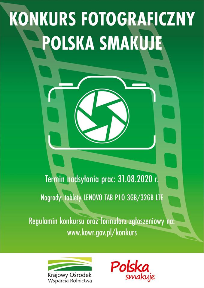 """Ilustracja do informacji: """"POLSKA SMAKUJE"""" - KONKURS FOTOGRAFICZNY"""