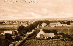Miniatura zdjęcia: Panorama Korsz z 1937 r.