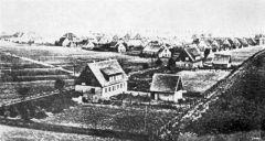 Miniatura zdjęcia: Osiedle kolejowe lata 30 XX w.