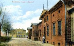 Miniatura zdjęcia: Droga do dworca 1912 r.